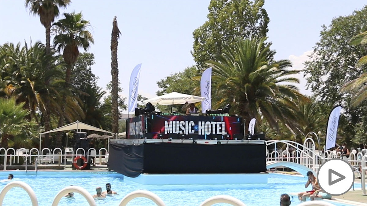 Music Hotel by Ballantines
