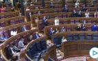 Sólo PP y Vox aplauden en el Congreso en recuerdo de José María Martín Carpena, asesinado por ETA