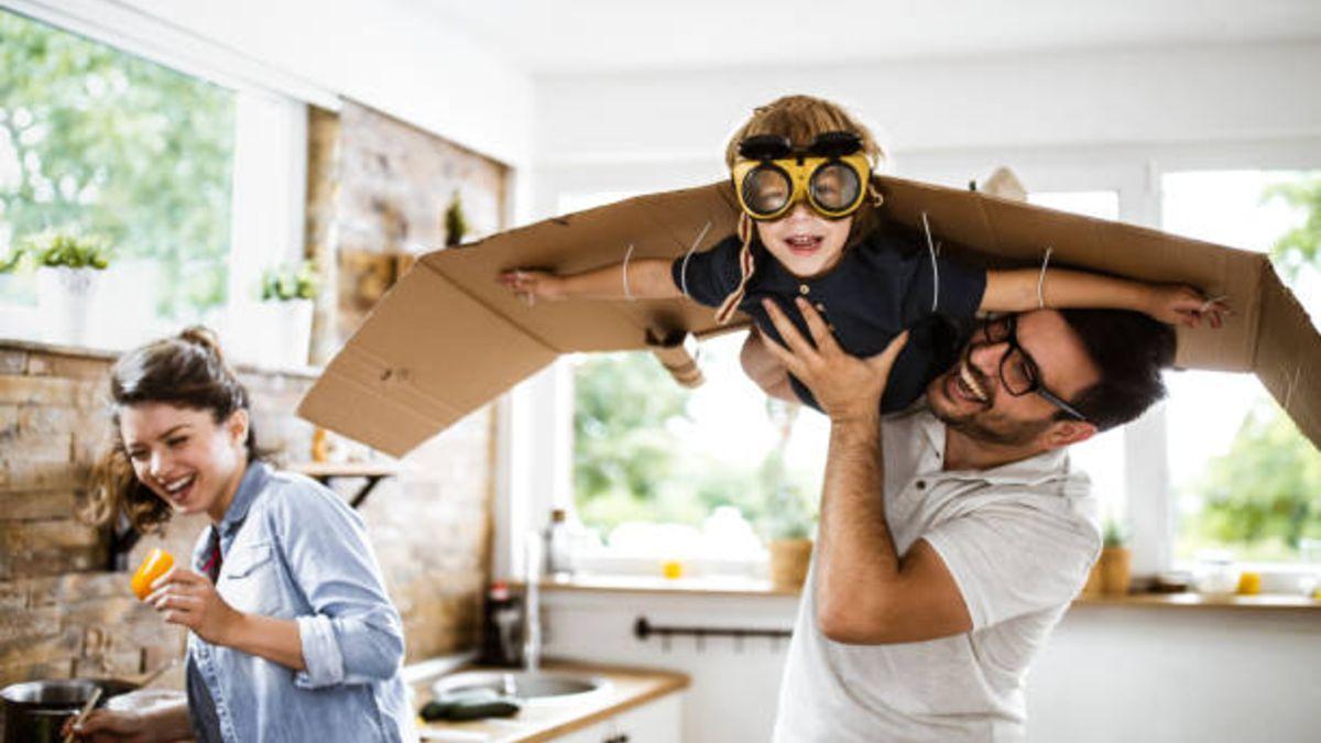 Cómo criar a los niños de forma positiva