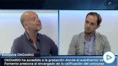 Jaime González: «En los audios se constata un delito de prevaricación administrativa de libro»