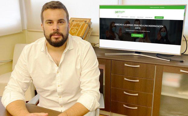 Mariano Durán, presidente de Derecho a la Verdad. @DerechoalaVerdad