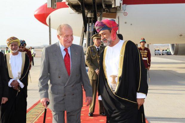 Corinna: «El sultán de Omán regaló a Juan Carlos I un piso en Londres que luego vendieron por 50 millones»