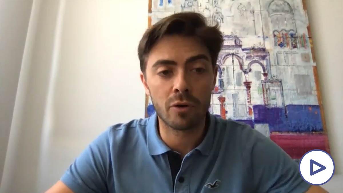 Pablo Ventura, socio de K-Fund.