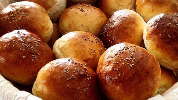 Panes caseros, receta de Chicote
