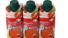 Descubre quién fabrica el gazpacho de marca blanca de los principales supermercados