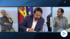 Especial: el feminismo de Podemos en el 'caso Dina- Iglesias'