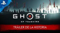 Así es el espectacular tráiler de 'Ghost of Tsushima' que podrás jugar hoy en Playstation 4