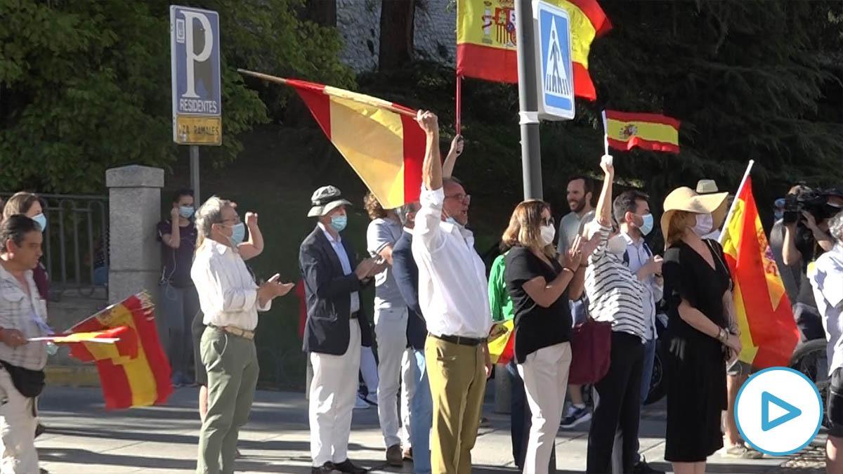 Vivas al Rey Felipe VI