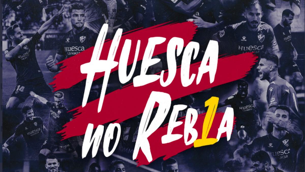 El Huesca asciende a Primera.
