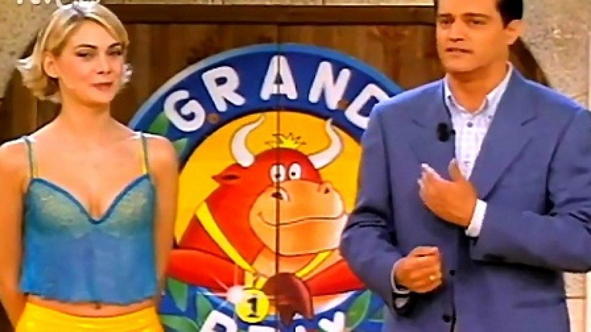 Horario y dónde ver 'El Grand Prix del verano' presentado por Ramón García