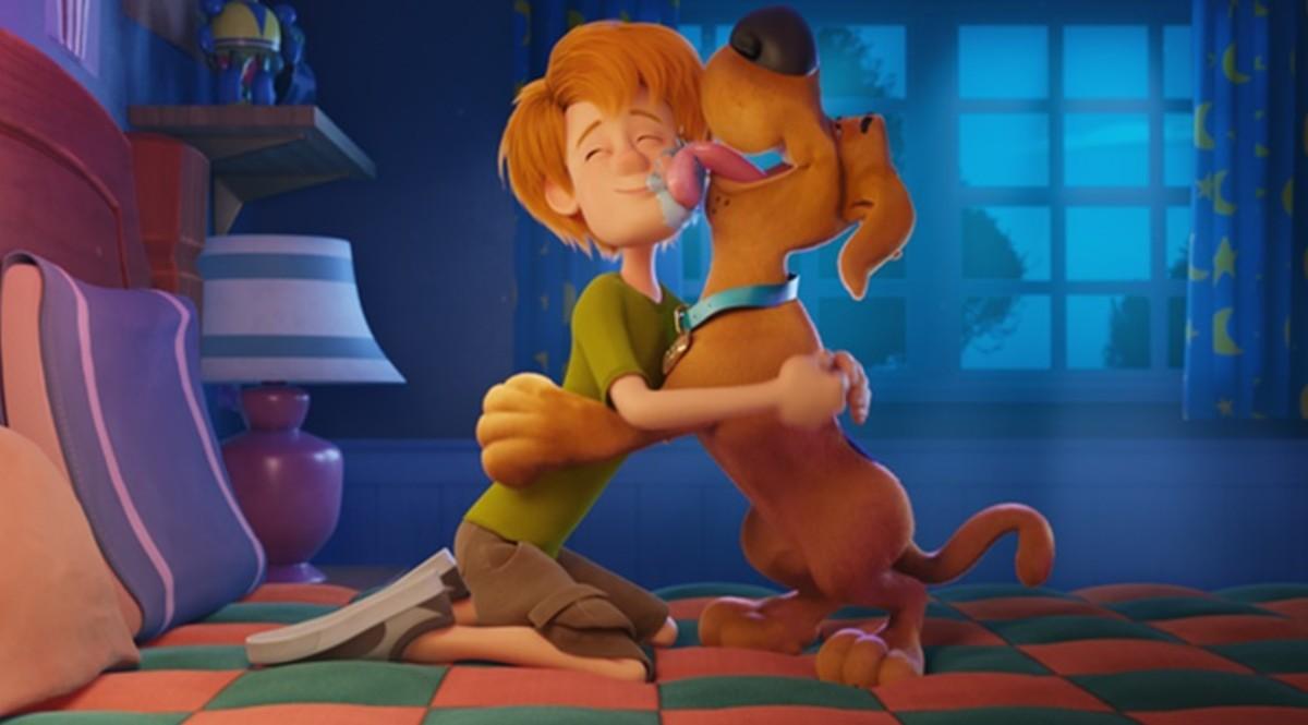 Imagen del tráiler de ¡Scooby!. Foto EP