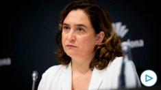 Ada Colau, alcaldesa de Barcelona.(Europa Press)