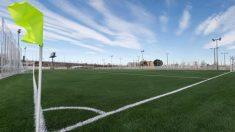 La Policía Foral de Navarra investiga un la convocatoria de un partido de fútbol de infectados por coronavirus contra negativos.