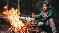 Descubre el ritual holandés de dejar a los niños solos en el bosque