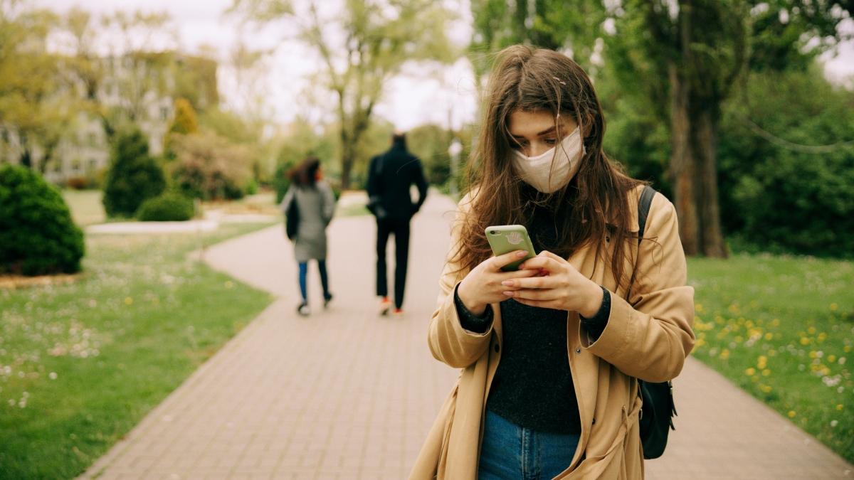 Casi todo el país ha impuesto ya las mascarillas obligatorias incluso si se mantiene la distancia de seguridad