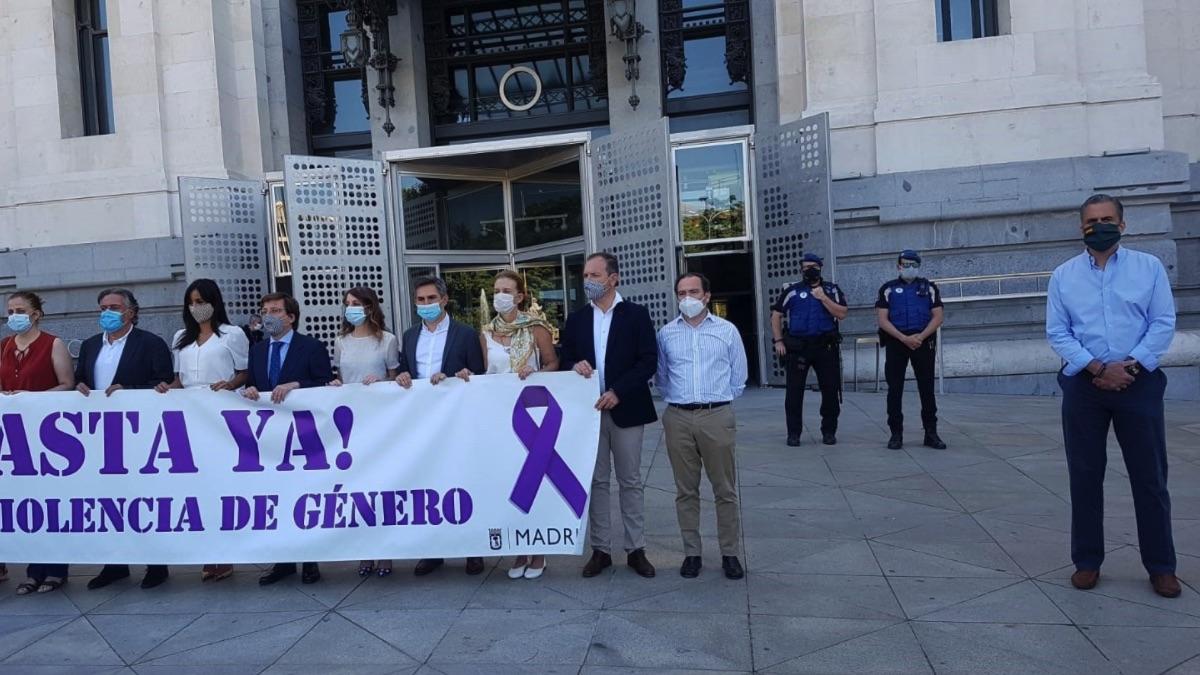 """Ortega Smith: """"Podemos hará lo legal y lo ilegal para que el 'caso Dina-Iglesias' quede en nada"""""""