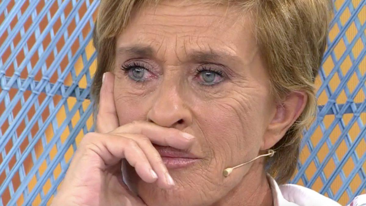 Chelo García-Cortés, compañera de Paz Padilla en 'Sálvame'