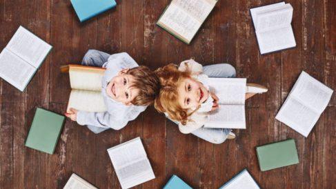 Reglas para conseguir que a los niños les guste la lectura