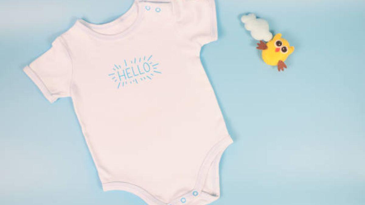 Dos ideas para conseguir que los bodys de los bebés duren el mayor tiempo posible
