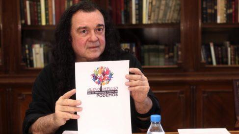 Fernando Barredo, líder crítico de Podemos. (Foto: EP)
