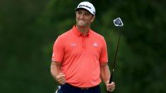 Jon Rahm, en el Memorial Tournament. (AFP)