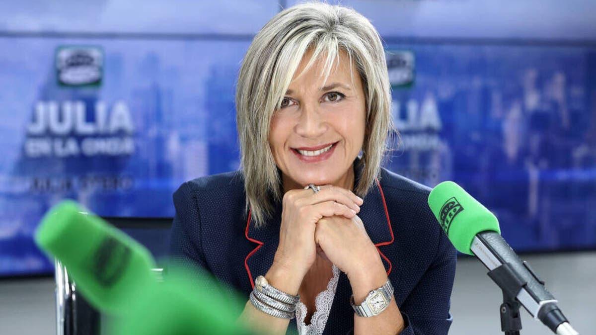 La gallega Julia Otero se ha convertido en viral en las últimas horas por sus comentarios en Twitter