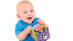 Descubre los mejores juguetes para bebés de 8 meses