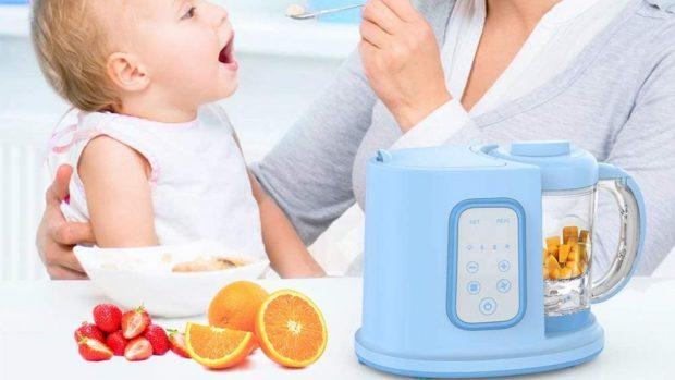 Robots de cocina para bebés: Qué son, guía de compra y los mejores modelos