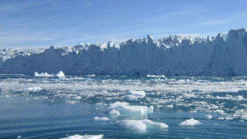Deshielo de la Antártida