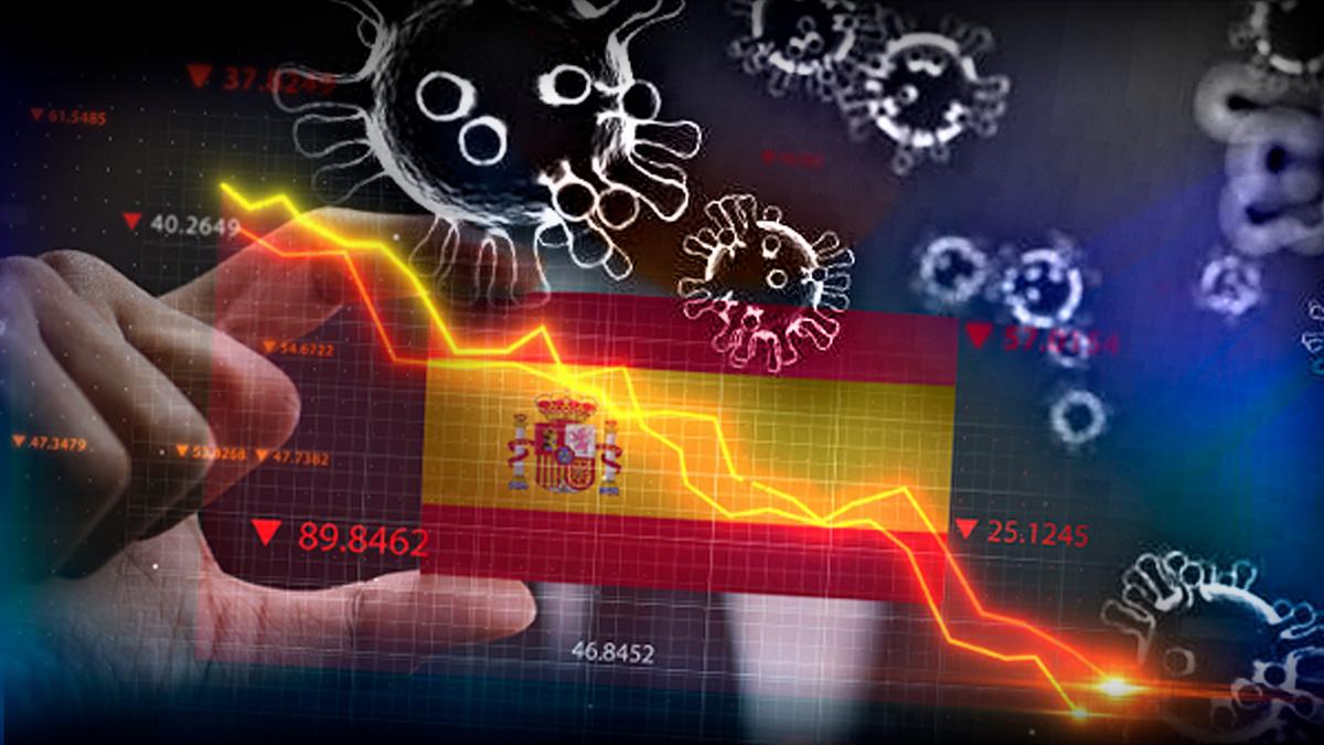 El número de grandes empresas cae en España en junio.