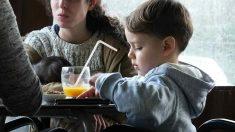 Los niños y el alcohol