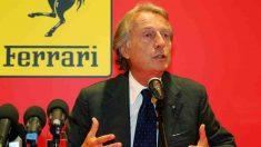Luca di Montezemolo, expresidente de Ferrari. (AFP)