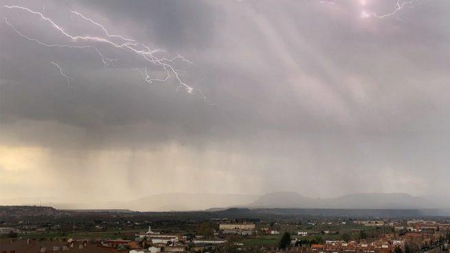 El miércoles entrará una nueva DANA en España: tormentas y descenso de temperaturas