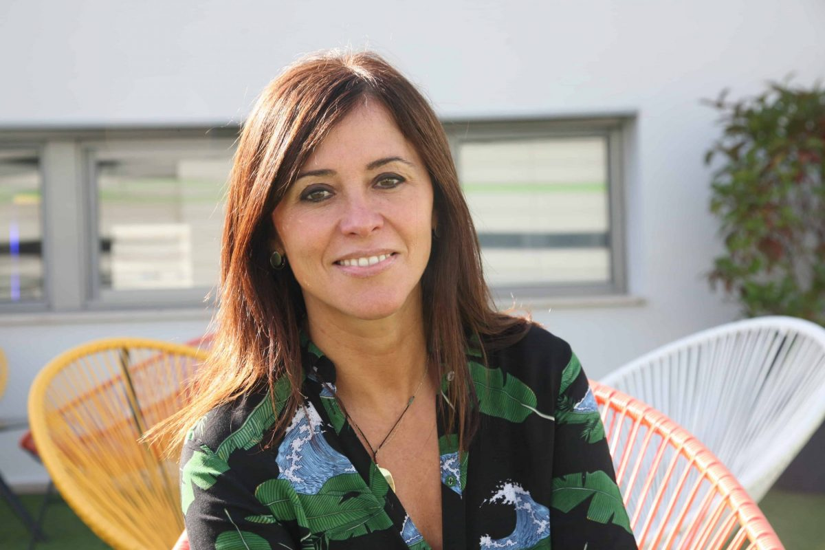 Eva Olavarrieta, directora de Recursos Humanos de Altadis. @Altadis