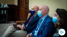 El nº 3 del Ministerio de Sanidad asistió como público a la comisión a la que dijo que no podía ir por motivos de salud. Foto: Ragonar
