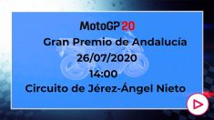 GP de Andalucía 2020 | Horario y dónde ver por televisión la carrera de MotoGP.