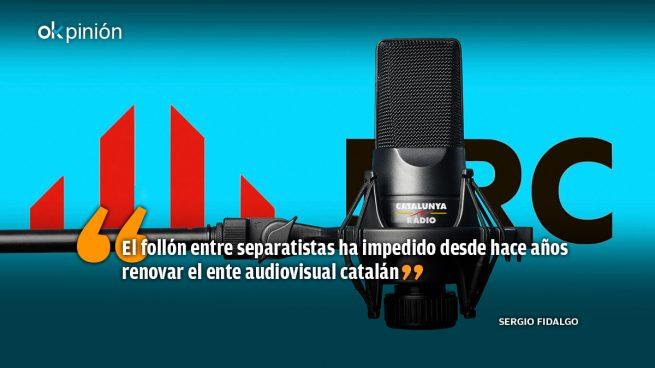 ERC controla Catalunya Ràdio gracias al PP