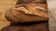 Este tipo de pan se elabora con harinas integrales, que sacian más