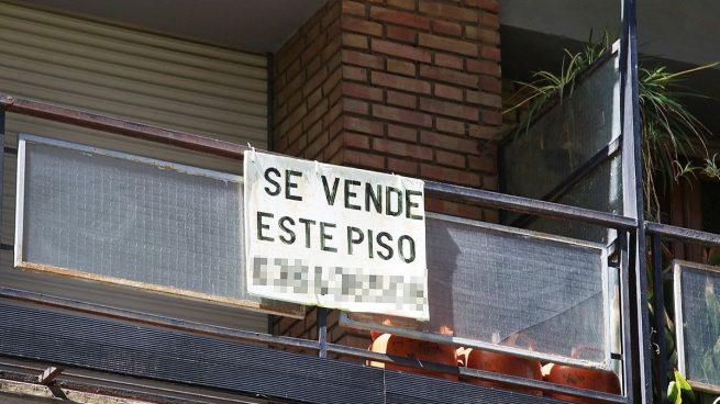 Venden un piso en Valladolid con okupas dentro