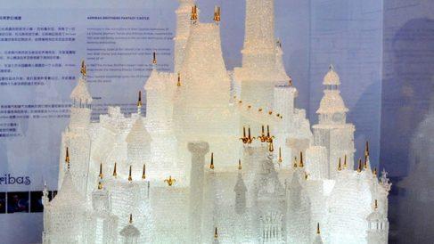 Castillo de vidrio más grande del mundo