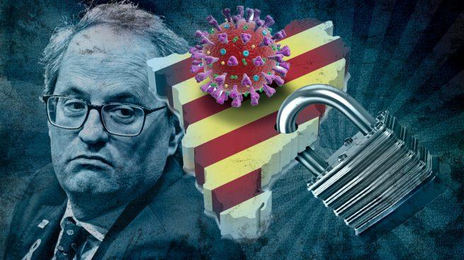 Moncloa pide a Torra que cierre Cataluña para evitar que los contagios salten al resto de España
