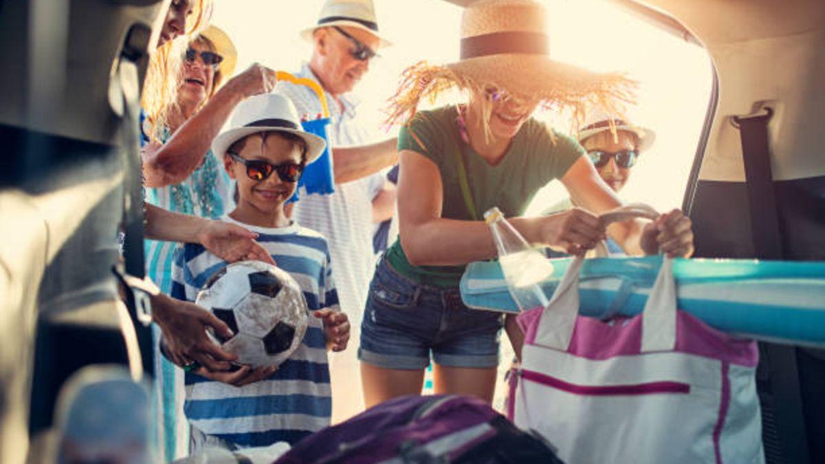 Cómo dusfrutar de las vacaciones con los niños con consejos fáciles de aplicar