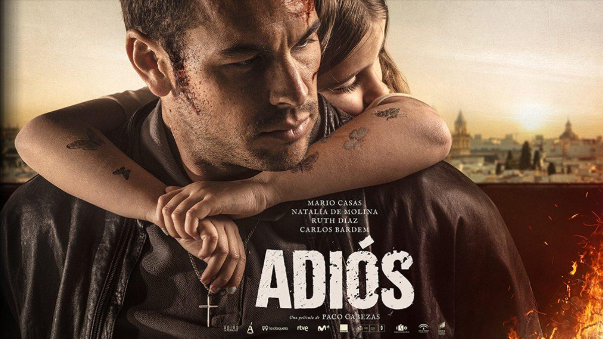 Mario Casas protagoniza 'Adiós'