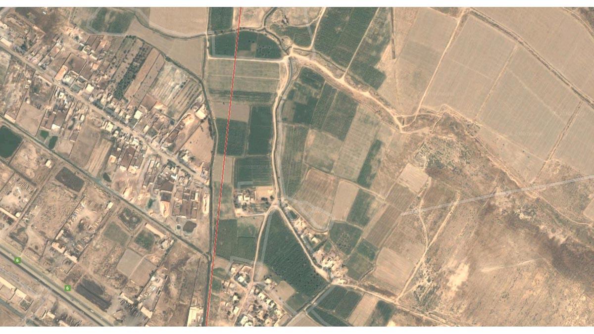Besmaya, al sur de Bagdad, en Irak.