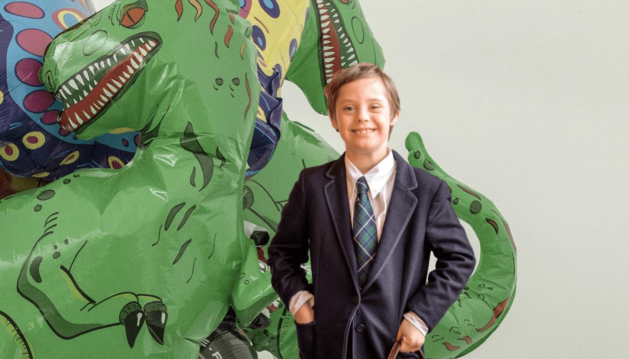 'Mi hermano persigue dinosaurios' @Mihermanopersiguedinosaurios