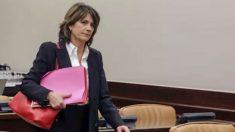 La Fiscal General del Estado, Dolores Delgado. (Foto: Europa Press)