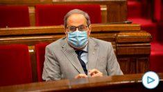 Cataluña multará con 100 euros a quien no lleve mascarilla en espacios públicos