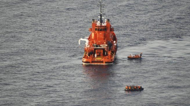 Sube la oleada de inmigrantes en patera: 56 personas alcanzan el Cabo de Gata.
