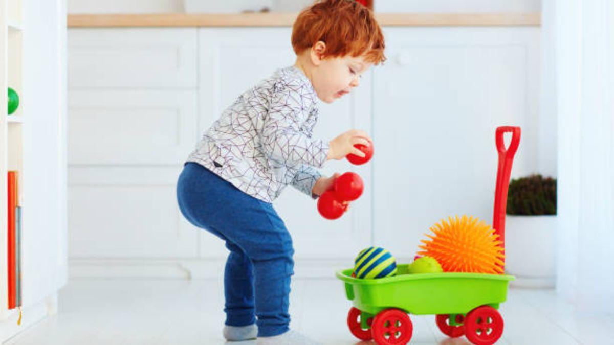 Qué es el juego heurístico para que los niños aprendan los cinco sentidos