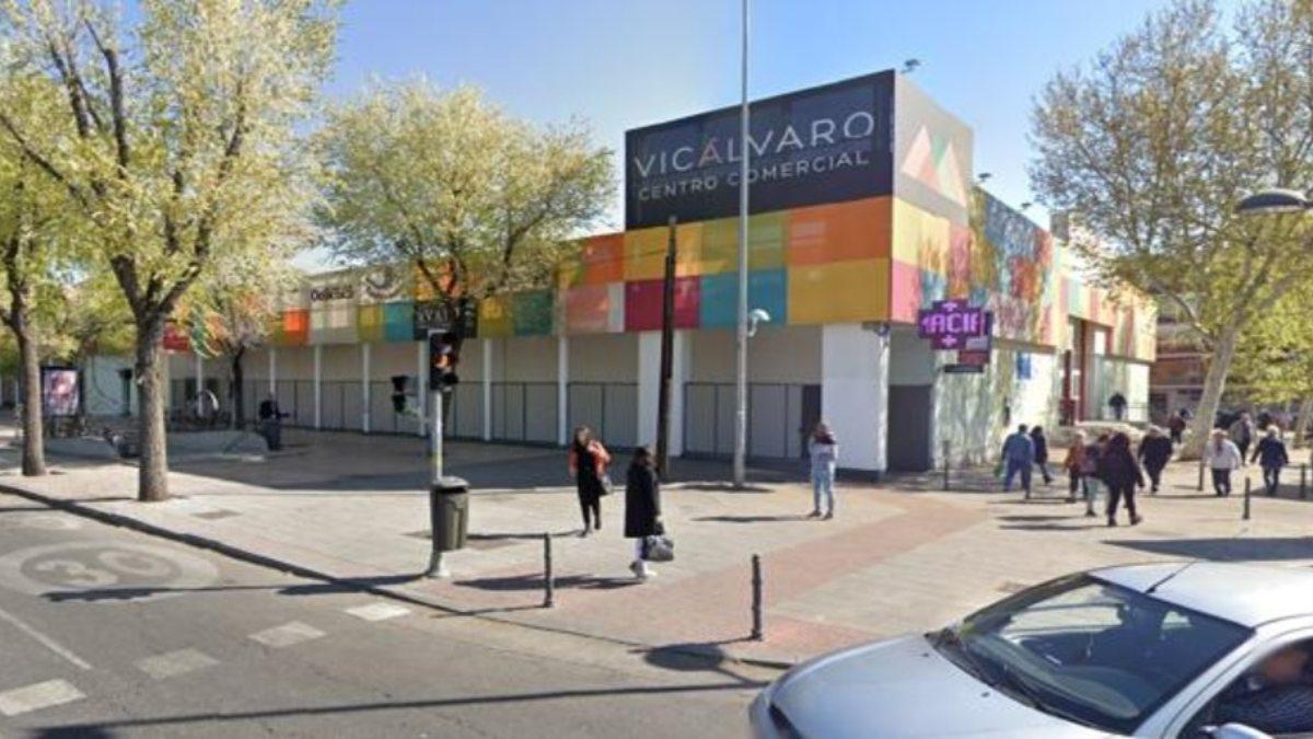 Centro Comercial de Vicálvaro en Madrid
